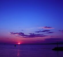 Sunset Escape by Franga Cristina