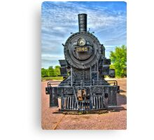 Engine 2645 Canvas Print