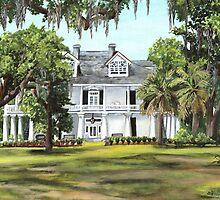 Kenilworth Plantation by Elaine Hodges