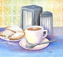 New Orleans Morning by Elaine Hodges