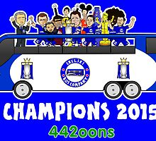 Chelski - CHAMPIONS 2015 by 442oons