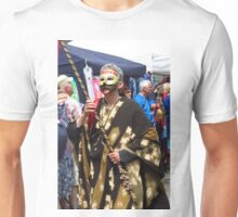 Mazey Day, Penzance - Gold Unisex T-Shirt