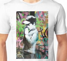 Banksy Prayer Unisex T-Shirt