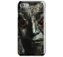 Owlman iPhone Case/Skin