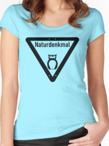 naturdenkmal Women's Fitted Scoop T-Shirt