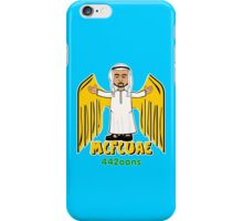 Man Sheikhy (Badge) iPhone Case/Skin