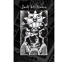 Jack Brilliance page Photographic Print