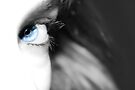 i see blue by Ingrid Beddoes