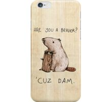 Dam iPhone Case/Skin