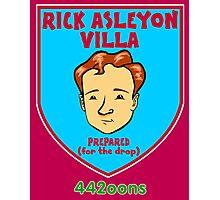 Rick Asleyon Villa Photographic Print