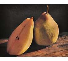 Harvest Pears Photographic Print