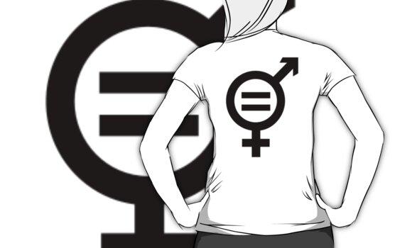 Equality - Merged Male and Female Gender Symbols by taiche