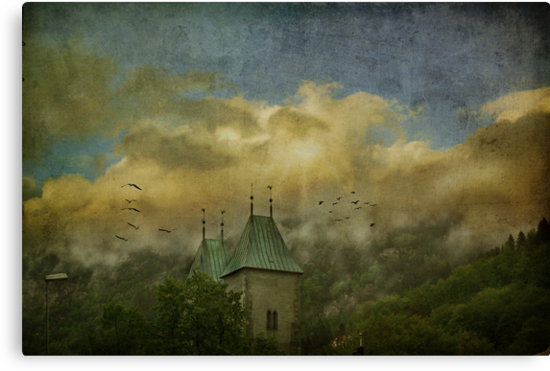 Vanilla Skies by © Kira Bodensted