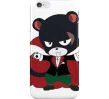 Pantherlily (Vampire Costume) - Fairy Tail iPhone Case/Skin