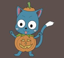 Happy's Pumpkin Costume - Fairy Tail by JMHunter
