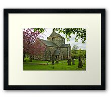 Crichton Collegiate Church Framed Print