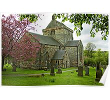 Crichton Collegiate Church Poster