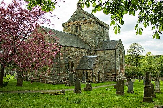 Crichton Collegiate Church by Lynne Morris