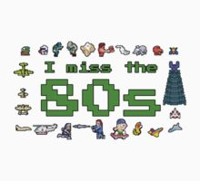 I miss the 80s Kids Tee