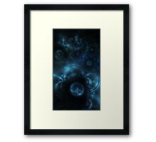 Into the Storm Framed Print