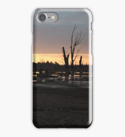 Feeling Drained iPhone Case/Skin