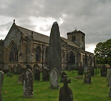 All Saints, Rudstone by WatscapePhoto