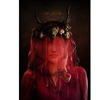 Hannibal's bride Photographic Print