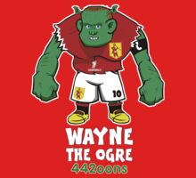 Wayne The Ogre Kids Clothes
