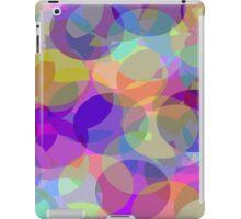 Color Circles iPad Case/Skin