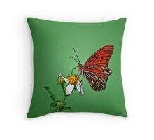 Nectar Drinking Throw Pillow