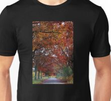Colorful Canopy Unisex T-Shirt