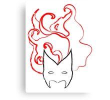 Batwoman  Canvas Print