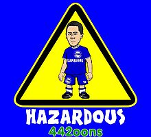 Hazardous by 442oons