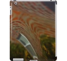 House on Car Abstract iPad Case/Skin