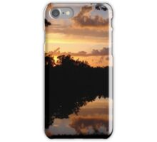 Reflections of Sunset  iPhone Case/Skin