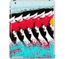 Somehow Different  iPad Case/Skin