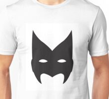 Batwoman Mask Unisex T-Shirt