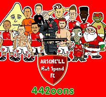 Arsene'll Not Spend FC (Team) by 442oons