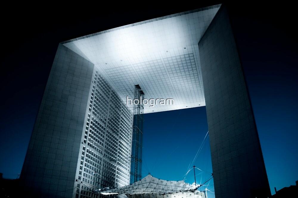 Horizon by hologram