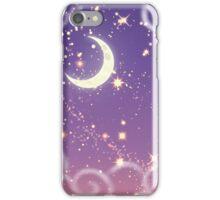 Moon night iPhone Case/Skin