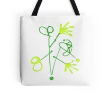 """Energetic Abstractions - """"Gadget Man"""" Tote Bag"""