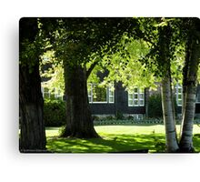 Conrad Mansion 2 Canvas Print