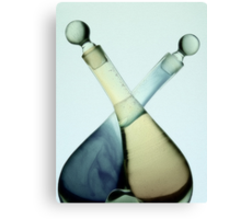 Oil & Vinegar Abstract Canvas Print