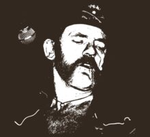 IRON HORSE-LEMMY SCREENED by OTIS PORRITT