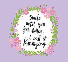 Kimmying by meandthemoon