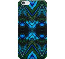 Patterned Art Prints - Cool Change - By Sharon Cummings iPhone Case/Skin