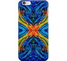 Modern Art - Xuberant - By Sharon Cummings iPhone Case/Skin
