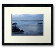 Tidal Mists Framed Print