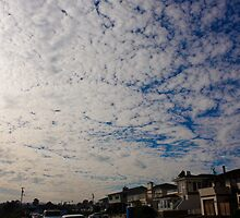 Clouds in Aptos, California  by JesusLopez