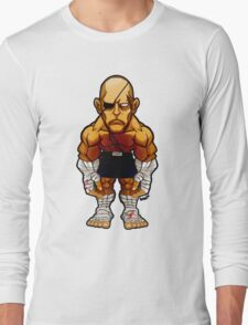 Sagat v.2 Long Sleeve T-Shirt